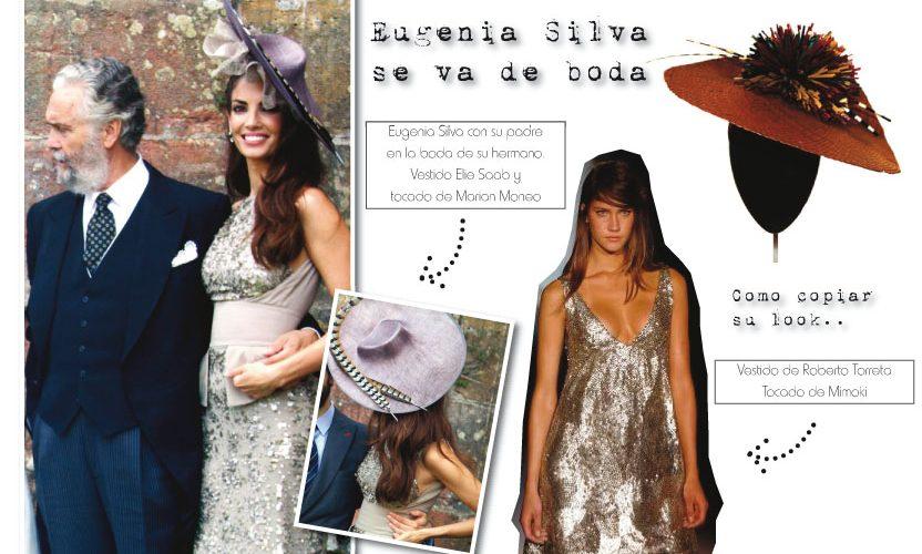 Eugenia-Silva-se-va-de-boda
