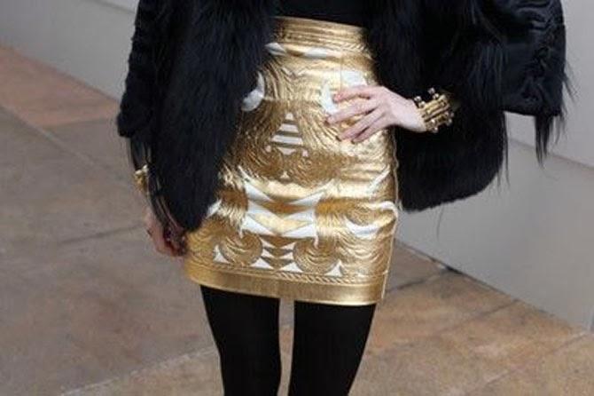 falda-brocado-dorado