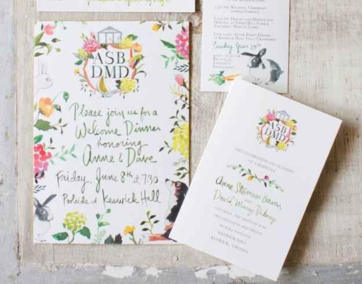 caligrafia boda