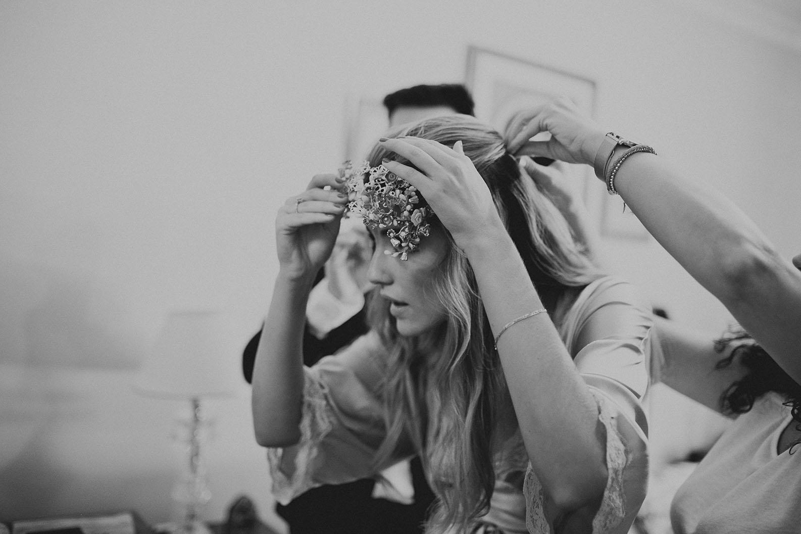 preparacion novia boda