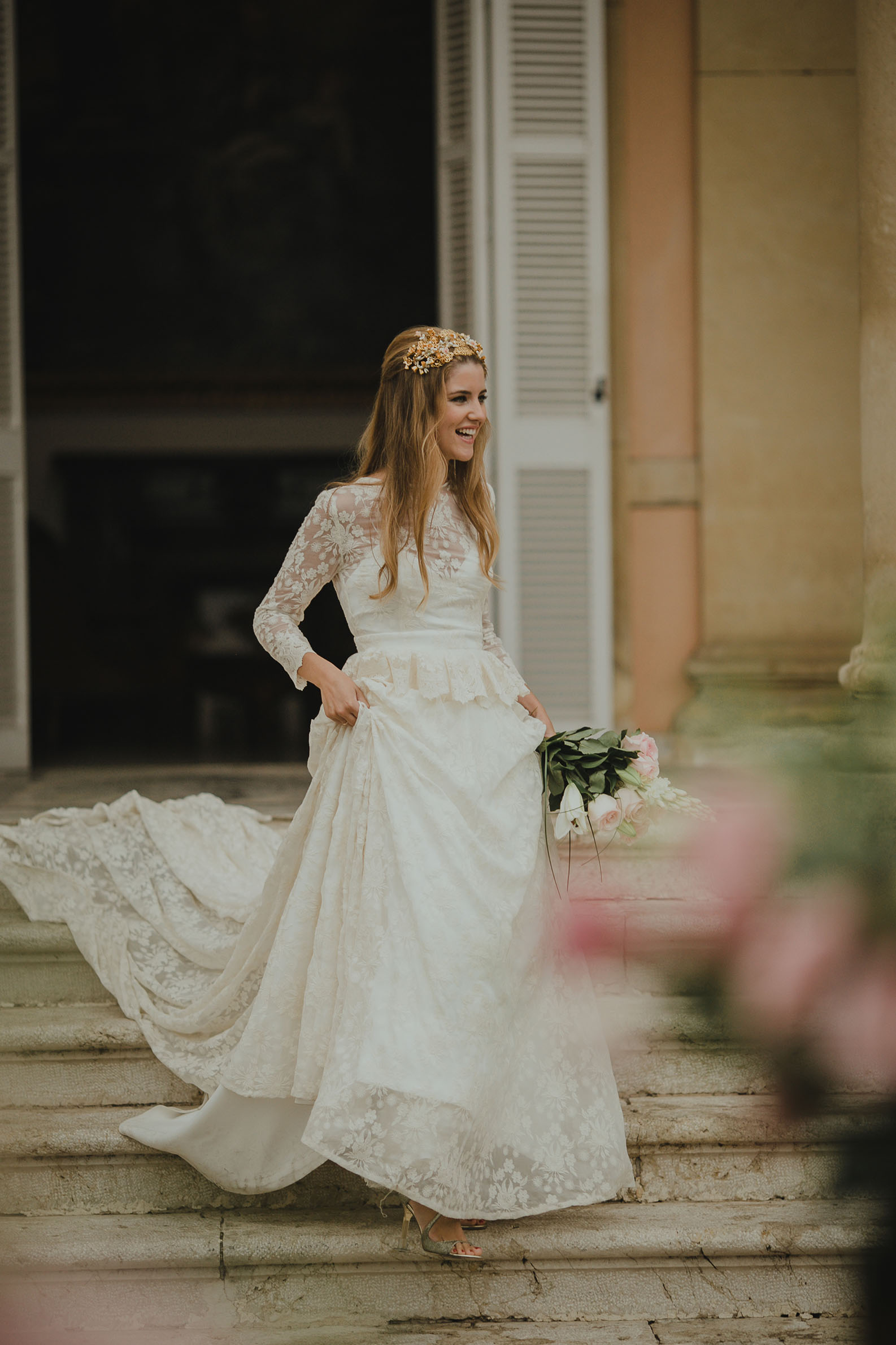 una novia ideal