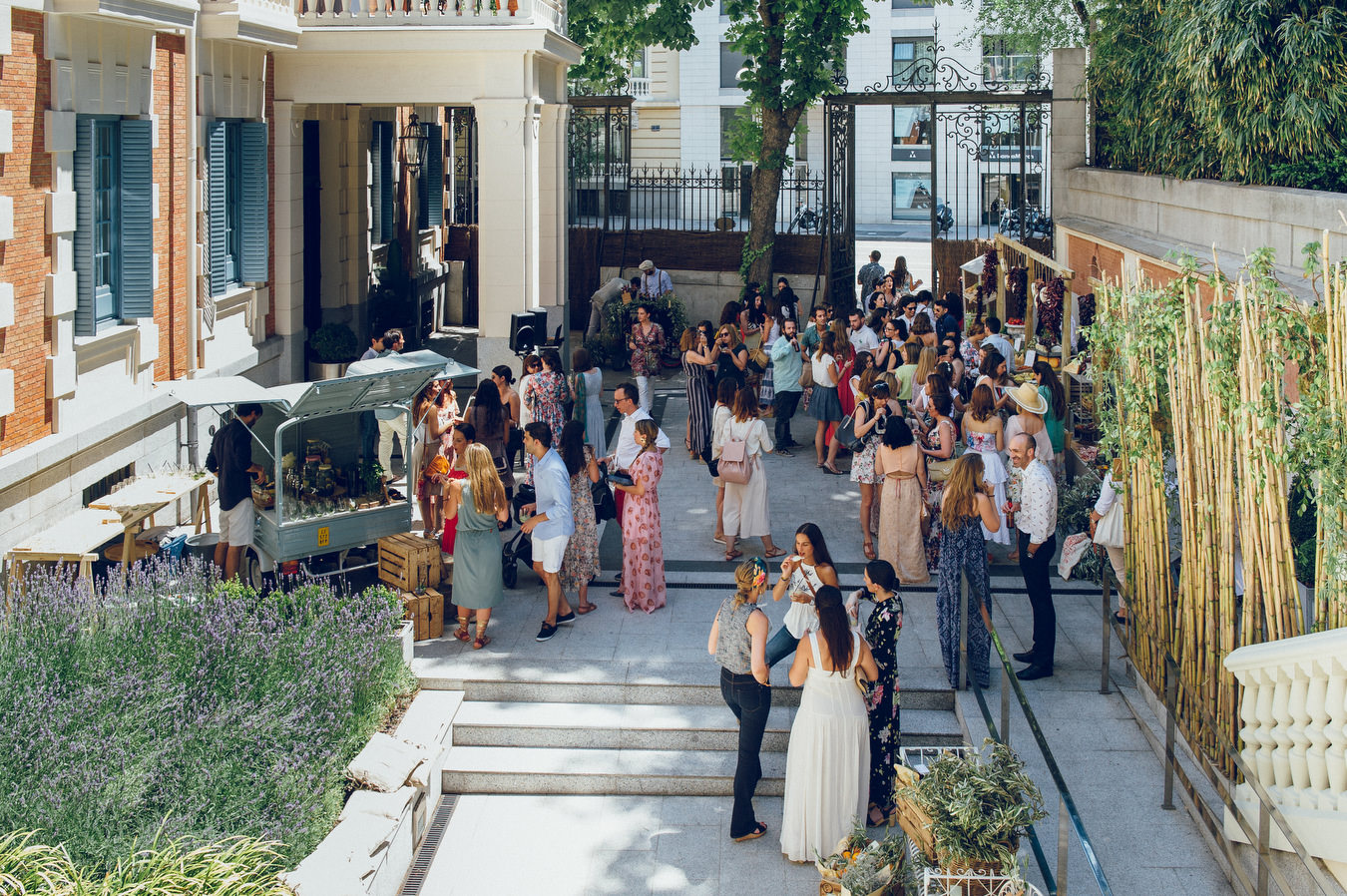 Calista One Summer Party Lista y blog de bodas 13