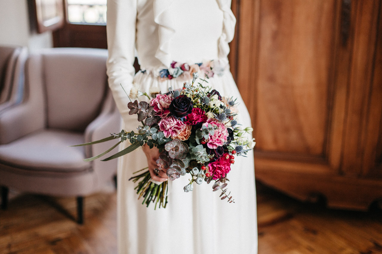 ramo de novia espectacular brumalis
