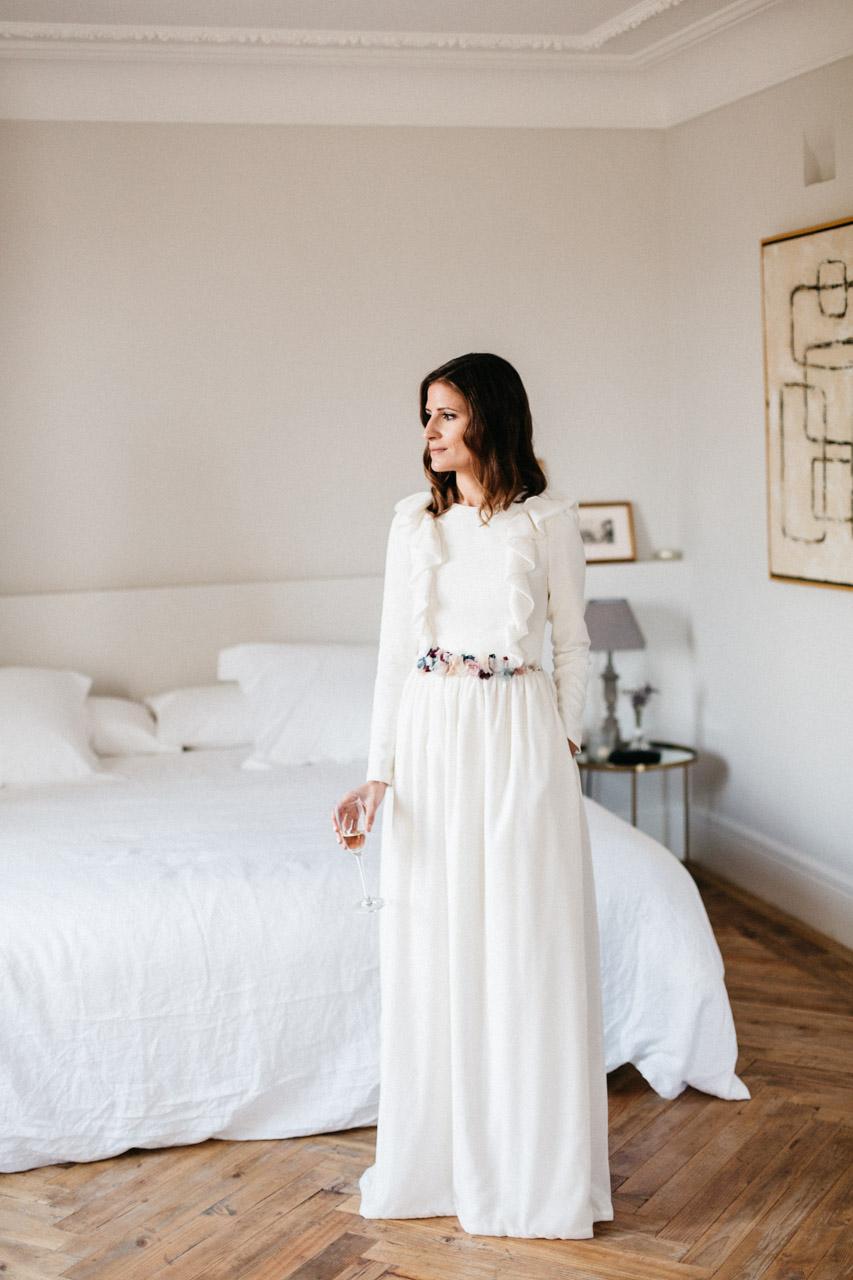 vestido novia ideal