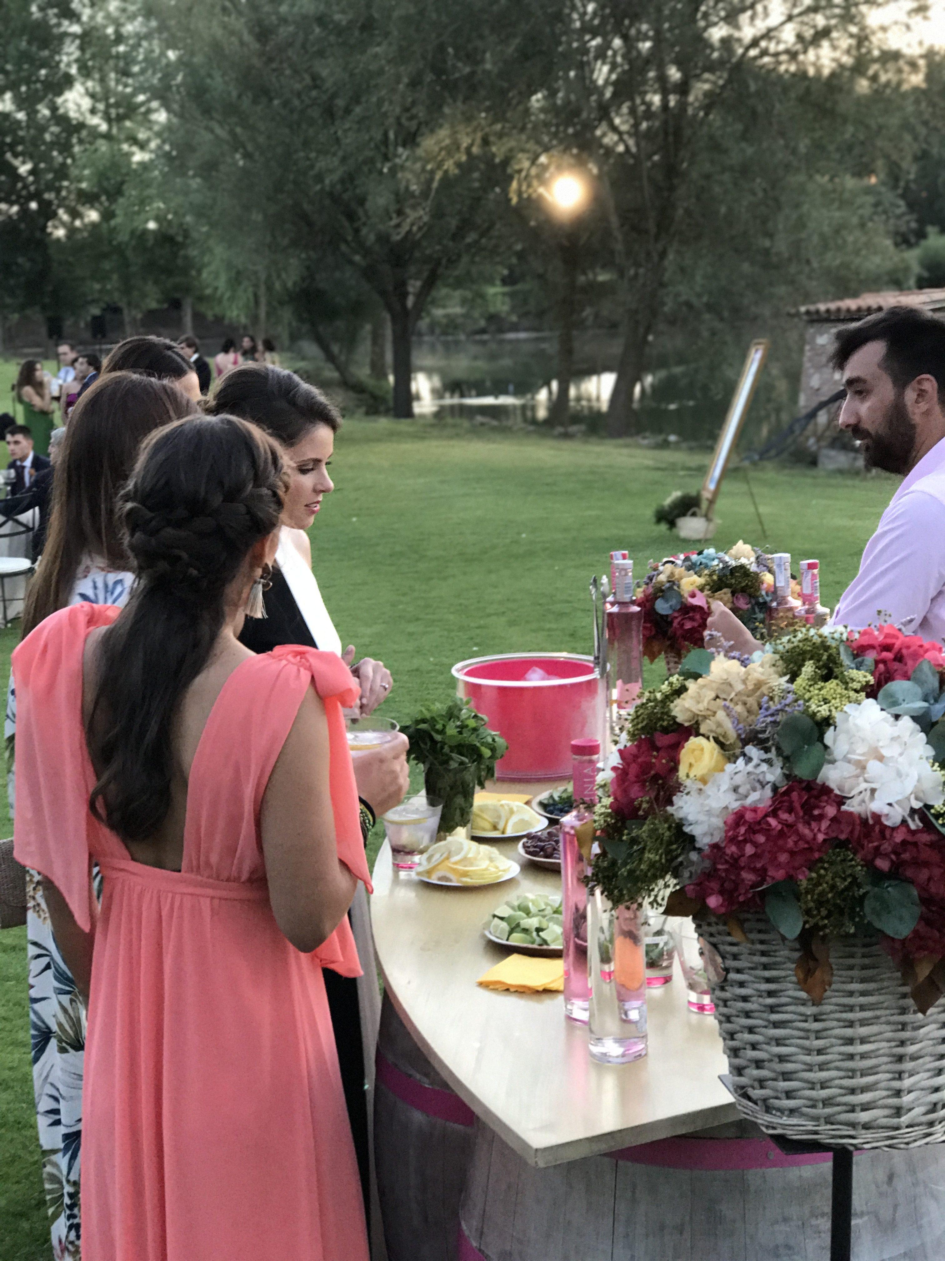 Cocteles boda