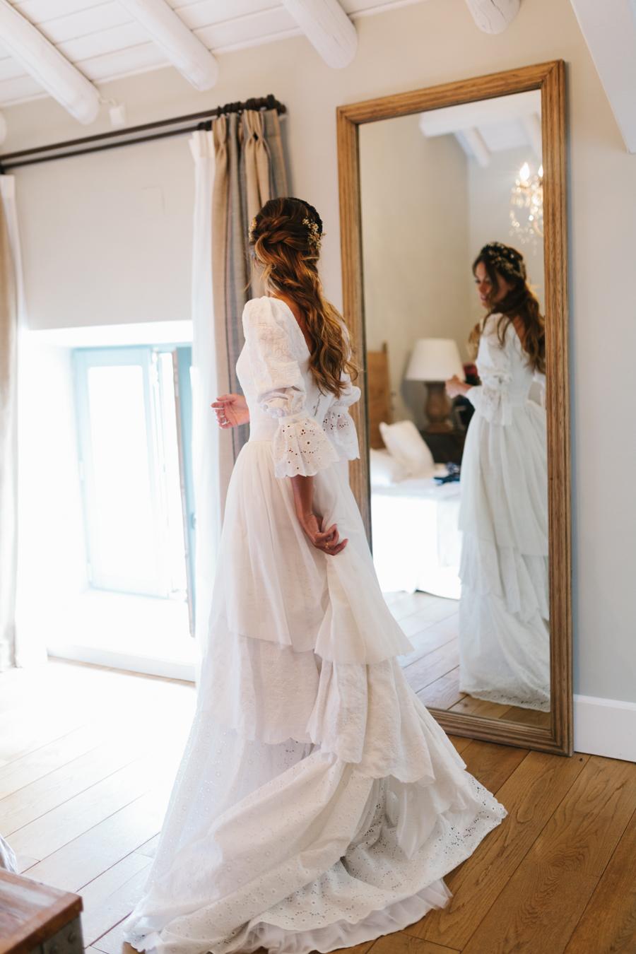 Mi vestido de novia – Blog Petite Mafalda
