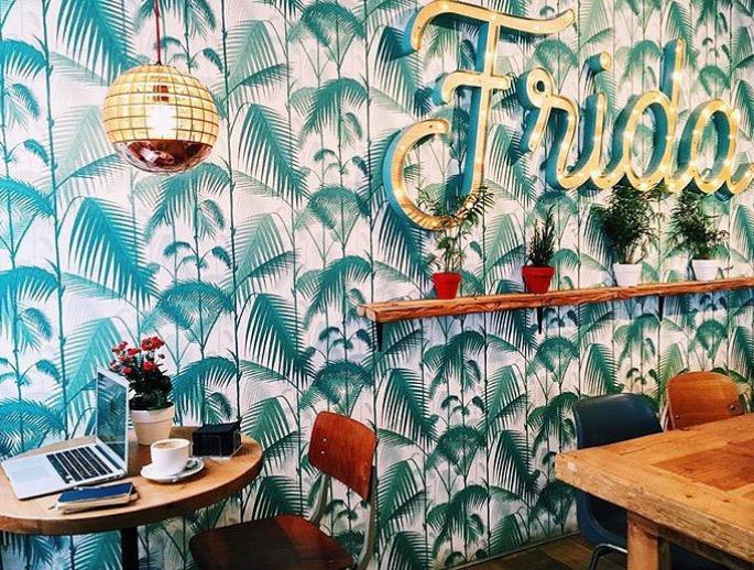 Frida Restaurante Madrid