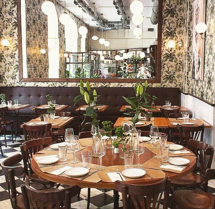Velazquez 17 Restaurante