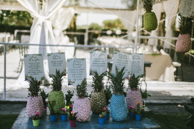 Organizar bodas en exteriores