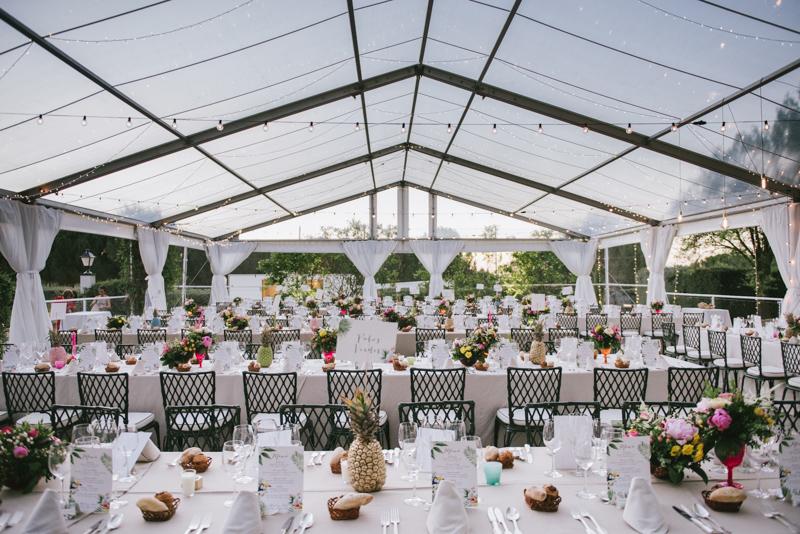 Organización de banquetes de boda
