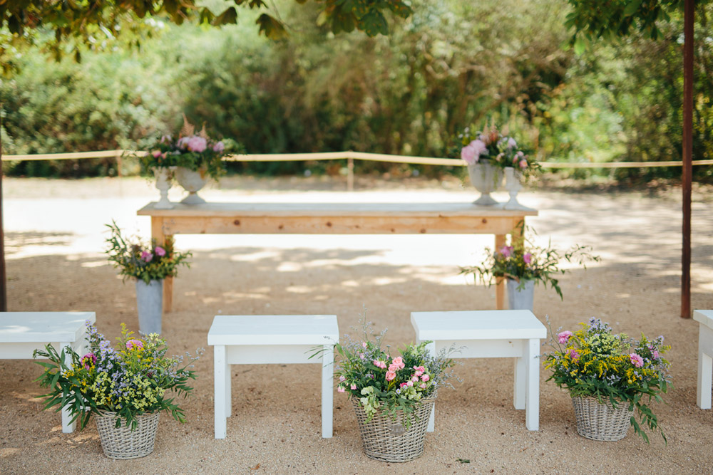 Wedding planner exteriores